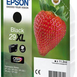 Epson T2991XL Zwart 11,3ml (Origineel)