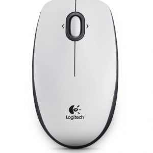 Logitech B100 Optical USB Wit OEM