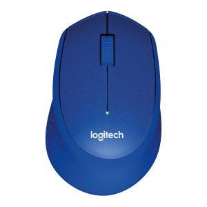 Logitech M330 Optical USB Blauw Retail Wireless