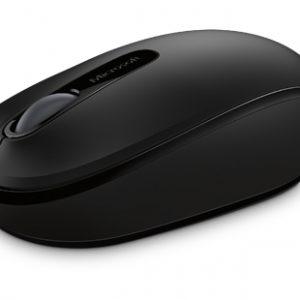 Microsoft Mobile Mouse 1850 USB Zwart