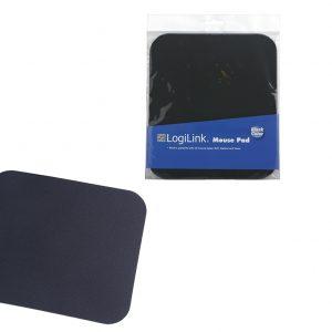 Mousepad LogiLink Zwart