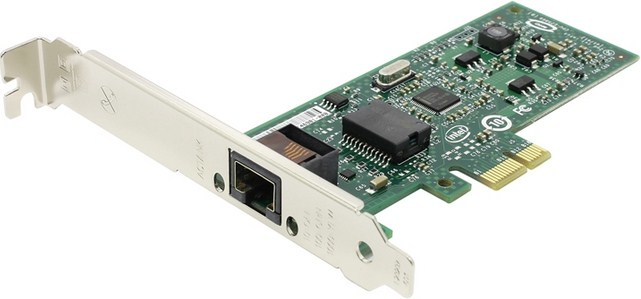 Intel 1Gbps netwerkkaart EXPI9301CTBLK