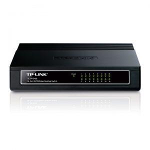 TP-Link 16Port 100Mbit