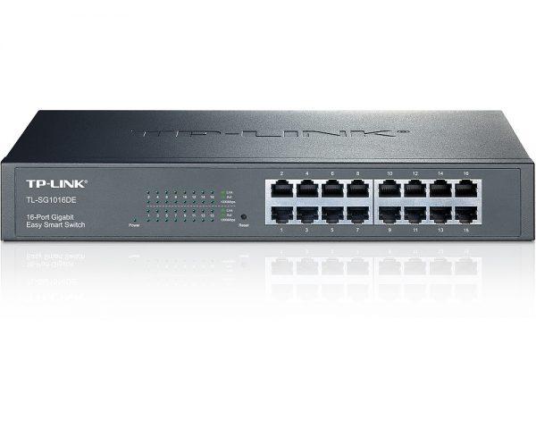 TP-Link 16Port 1Gb Desktop/Rackmountable