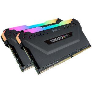 16GB DDR4/3200 Corsair Vengeance RGB PRO CL9 2x8GB Zwart