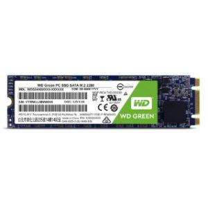 480GB M.2 SATA3 WD Green 3D/TLC/540/465 Retail