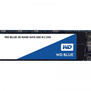 500GB M.2 SATA3 WD Blue 3D NAND TLC/560/530 Retail