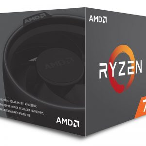 AM4 AMD Ryzen 7 2700X 105W 3.7GHz 20MB BOX