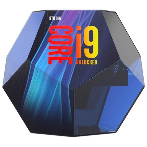 1151 Intel Core i9 9900K 95W / 3,6GHz / BOX / no Cooler
