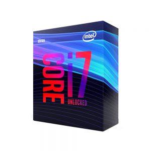 1151 Intel Core i7 9700K 95W / 3,6GHz / BOX / no Cooler