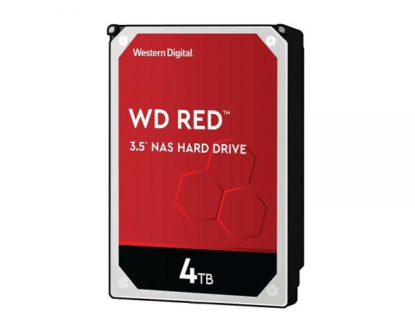 4,0TB WD Red SATA3/64MB/5400rpm