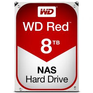 8,0TB WD Red SATA3/256MB/5400rpm