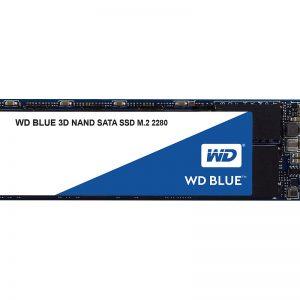 250GB M.2 SATA3 WD Blue 3D/TLC/550/525 Retail