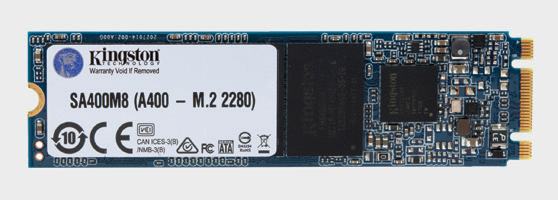 240GB M.2 SATA3 Kingston A400 TLC/500/350 Retail
