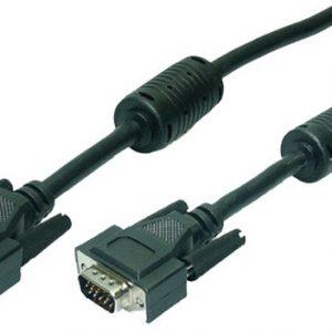 VGA Kabel 3.00m Verlenging LogiLink