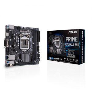 Asus 1151 PRIME H310I-PLUS R2.0 - M.2/HDMI/DVI/VGA/mITX