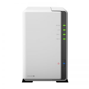 Synology j Series DS220j 2-bay/2xUSB 3.0/GLAN