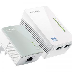 TP-Link Powerline WiFi TL-WPA4220KIT 500Mbps 2st
