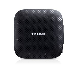 TP-Link 4 Port Hub, USB 3.0 passief zwart