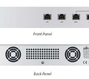 Ubiquiti Unifi Security Gateway PRO 4 2xLAN,2xWAN