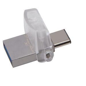 USB 3.1 FD 64GB Kingston DataTraveler microDuo 3C