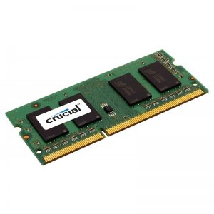 SO DIMM 8GB/DDR3L 1600 Crucial Low Voltage CL11 Ret