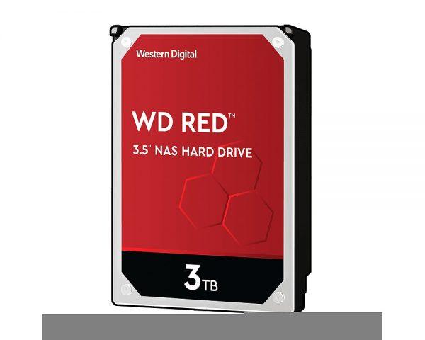 3,0TB WD Red SATA3/256MB/5400rpm