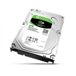 1,0TB Seagate Desktop BarraCuda SATA3/64MB/7200rpm