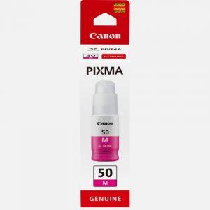 Canon (W) GI-50 M Magenta inkt tank 70,0ml (Origineel)