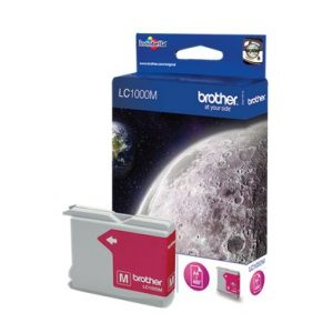 Brother LC-1000M Magenta 9,0ml (Origineel)