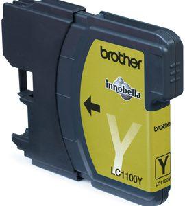 Brother LC-1100Y Geel 7,5ml (Origineel)