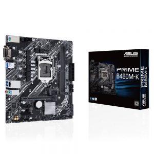 Asus 1200 PRIME B460M-K - M.2/DVI/VGA/mATX
